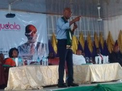 """Leo Stan Ekeh, Chairman of Zinox Group, says Nigerian youths should unlock wealth creation opportunities because """"wealth has become a right for all in the 21st Century."""""""