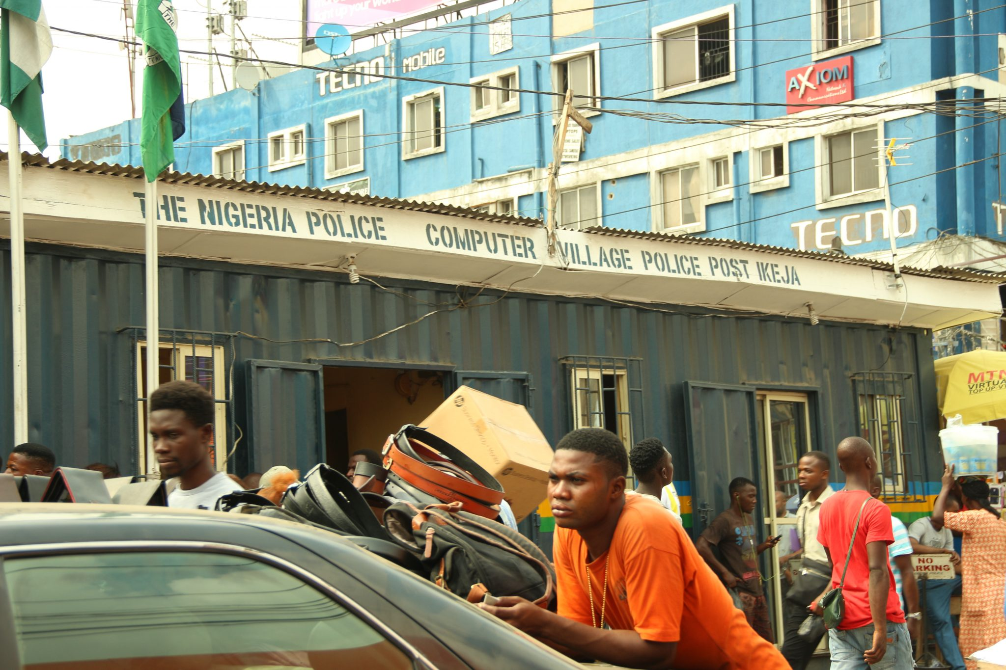 LAGOS   Website to verify vehicle numbers now live