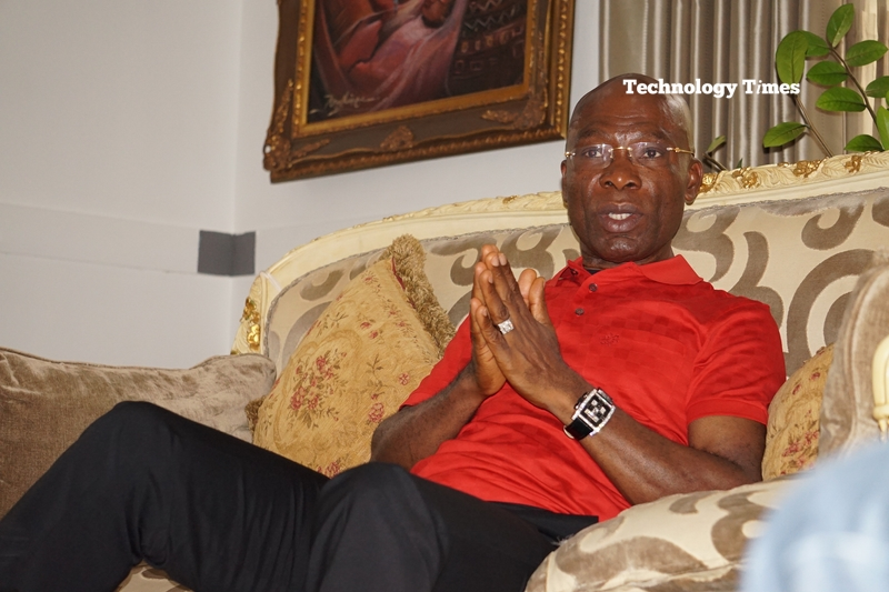 Zinox Technologies is working on a closely-guarded smartphone brand soon to hit the Nigerian mobile handset market, Leo Stan Ekeh, Chairman of Zinox Technologies Limited of Nigeria hinted in the interview with Technology Times at his home in Ikoyi, Lagos.