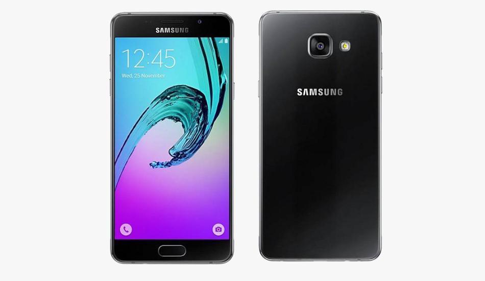 Samsung Galaxy series get mid-range smartphones