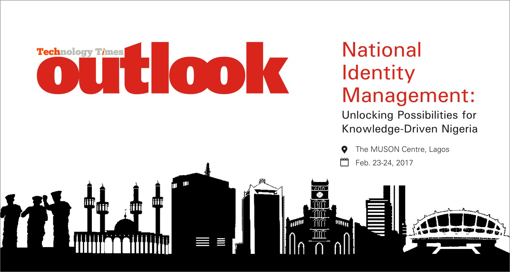 Technology Times Outlook 2017 reviews Nigeria National ID Programme