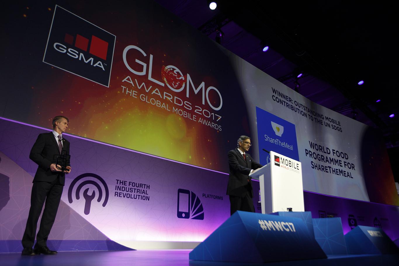 Mobile World Congress 2017   EcoNet, Shell, Cisco, others win 2017 Glomo Awards
