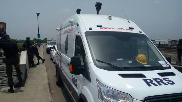 BIG BROTHER | Lagos begins operation of mobile surveillance cameras