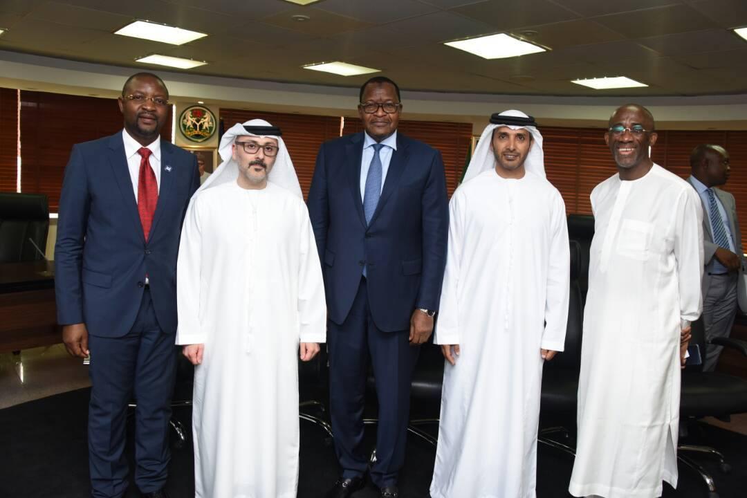 Etisalat Nigeria Debt   Mudadala, Etisalat of UAE 'have not pulled out'