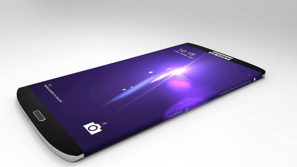 Reviewed | Samsung Galaxy S8 with infinity display