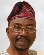 Senator Olabiyi Durojaiye mni, JP, Chairman of the Board of Commissioners of Nigerian Communications Commission (NCC)