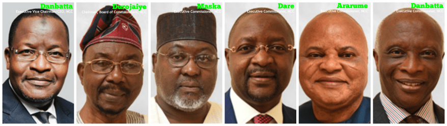Inside NCC | Meet the new telecoms watchdogs of Nigeria