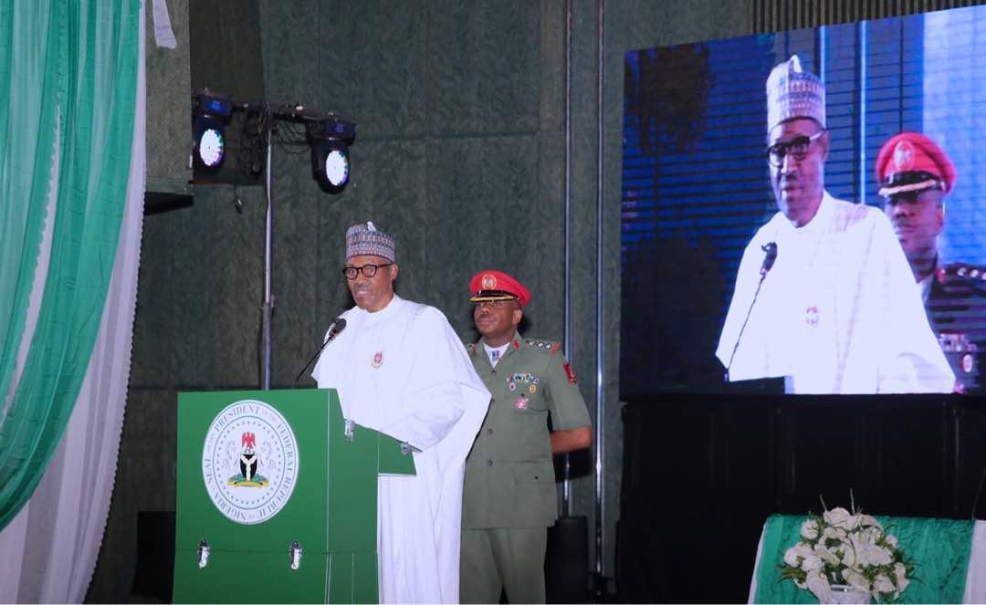 Buhari, Buhari: ICT will be major change driver for Nigeria, Technology Times