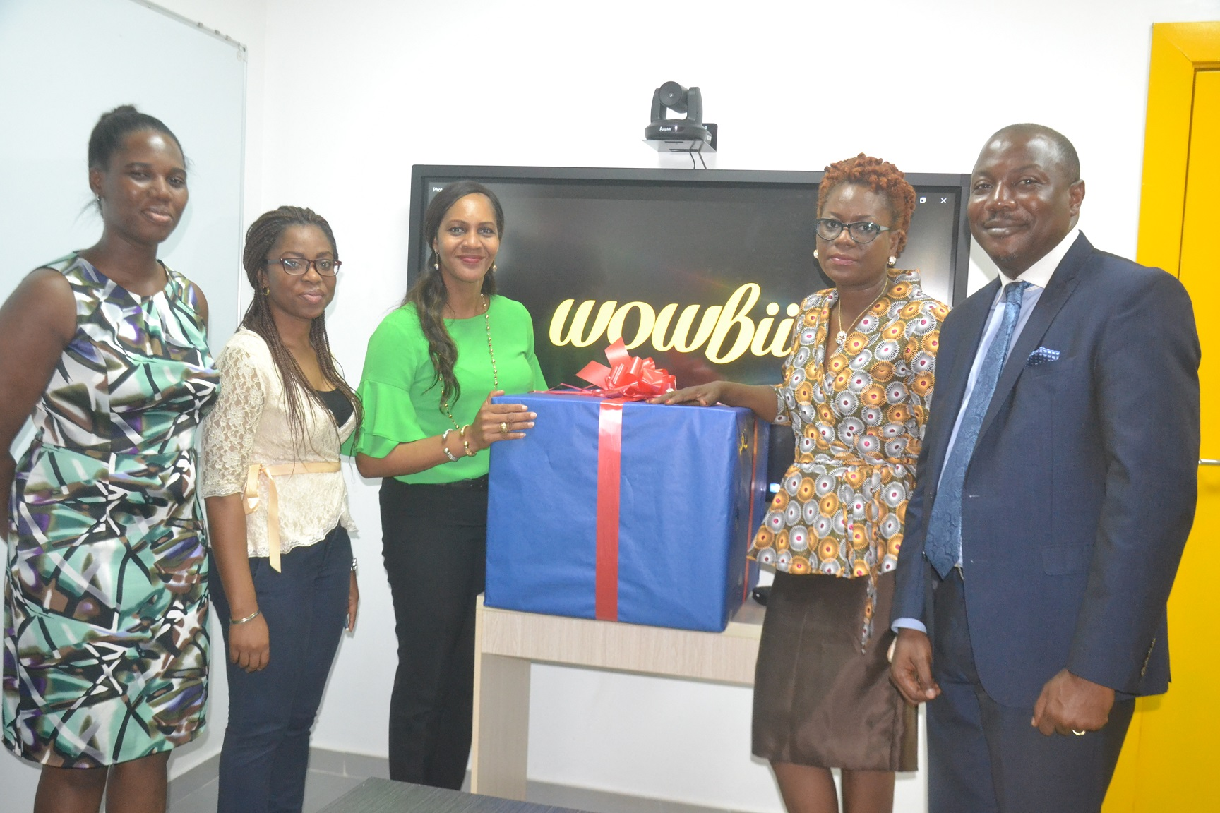 WOWBii Interactive: RiverBank School becomes first BUDDZone in Nigeria
