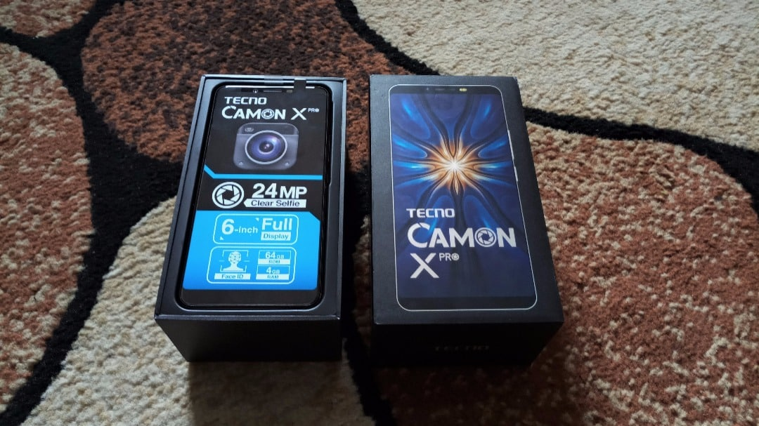 Tecno woos selfie lovers with Camon X and Xpro cameras 1