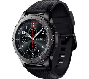 Meet Samsung's Gear S3, the 'outdoor' smartwatch 1