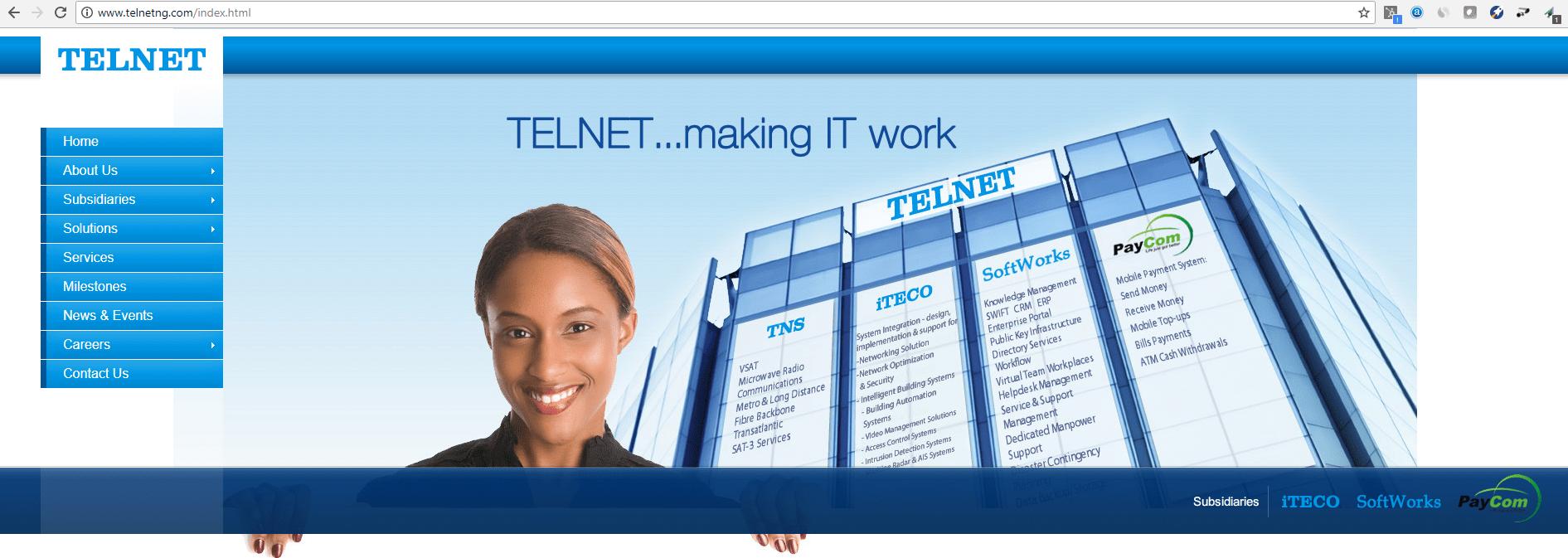Nigeria's Telnet close to selling mobile money unit to Opera