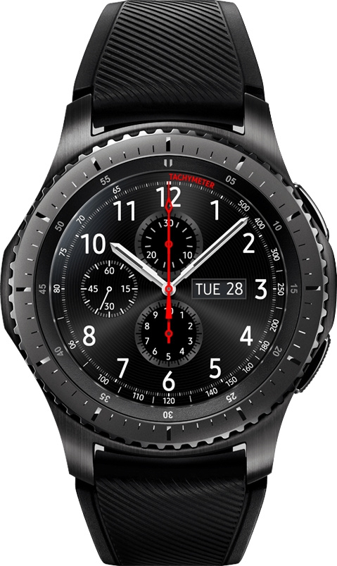 Meet Samsung's Gear S3, the 'outdoor' smartwatch