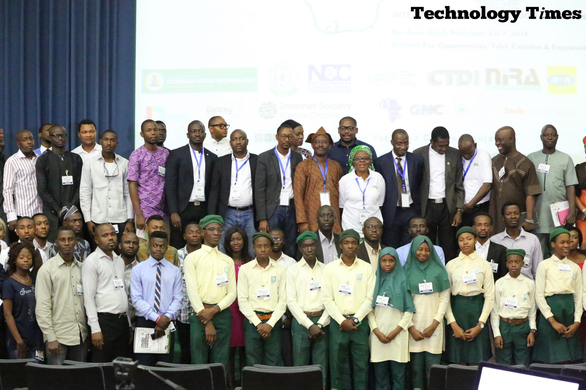 NIGF 2018: Nigerian youths offered one million for digital businesses