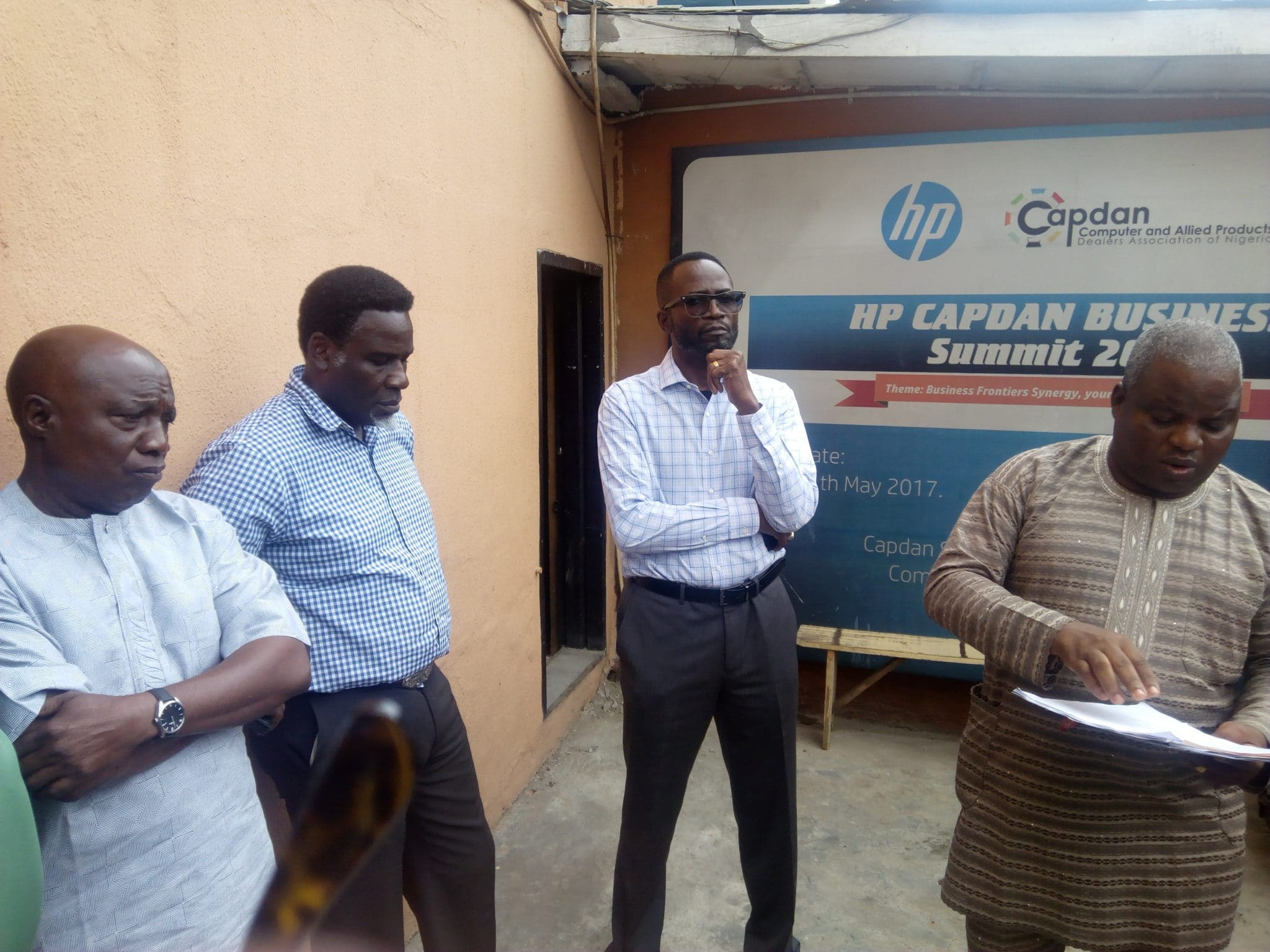 Drama in Computer Village as Trustees sack CAPDAN President