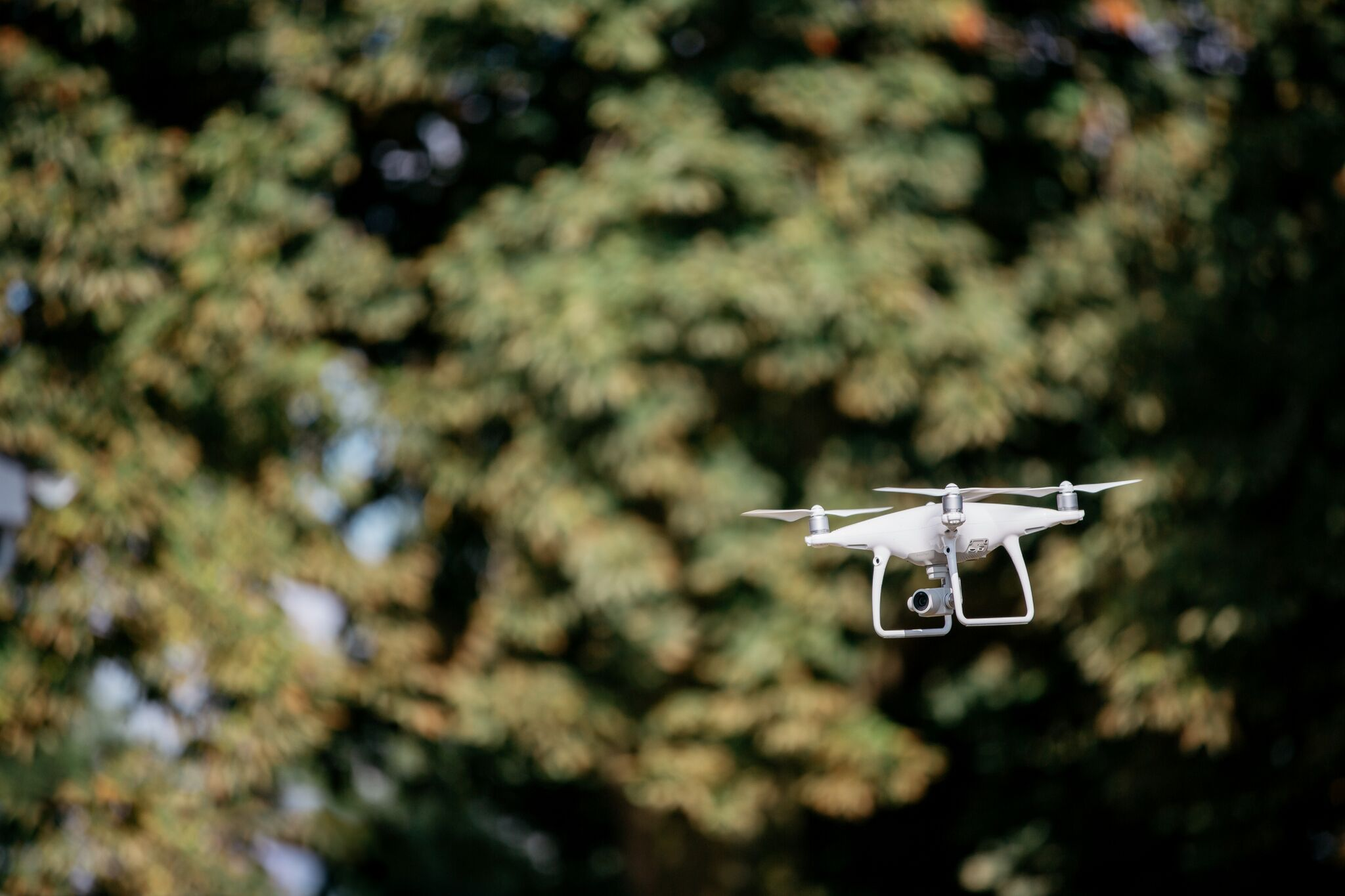 City switches to drone services
