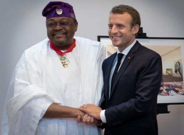 , 'Emotional moment' as Adenuga's name rises to promote French culture, Technology Times