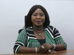 Mrs Bisola Azeez Isokpehi, the Iyaloja of Ikeja Computer Village, who unveiled the #CVE2019 Event Plan Wednesday in Lagos says the biggest consumer technology innovation festival in Nigeria will showcase tomorrow's cutting-edge consumer technology innovation.