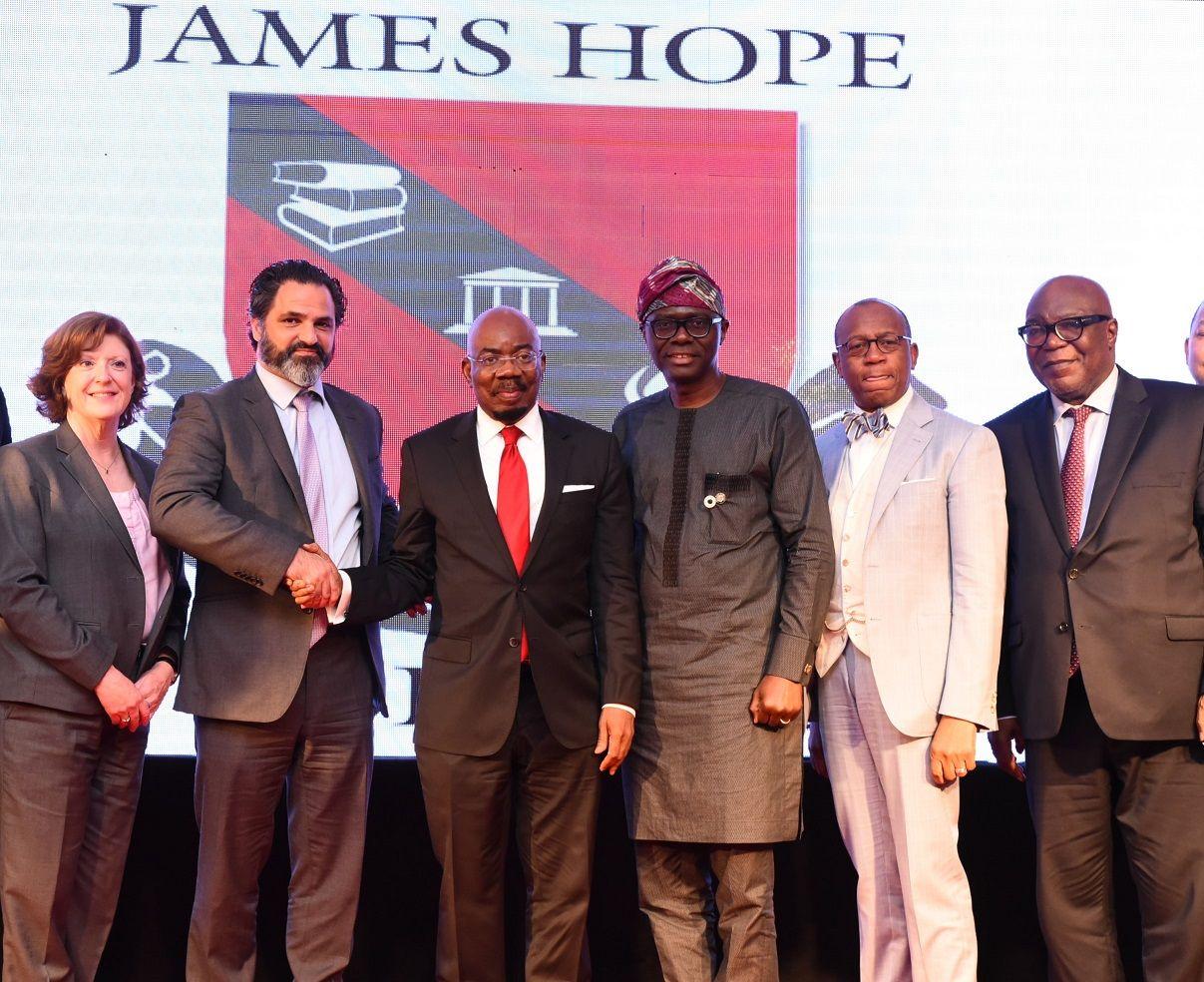 Visafone Founder acquires American school in Nigeria