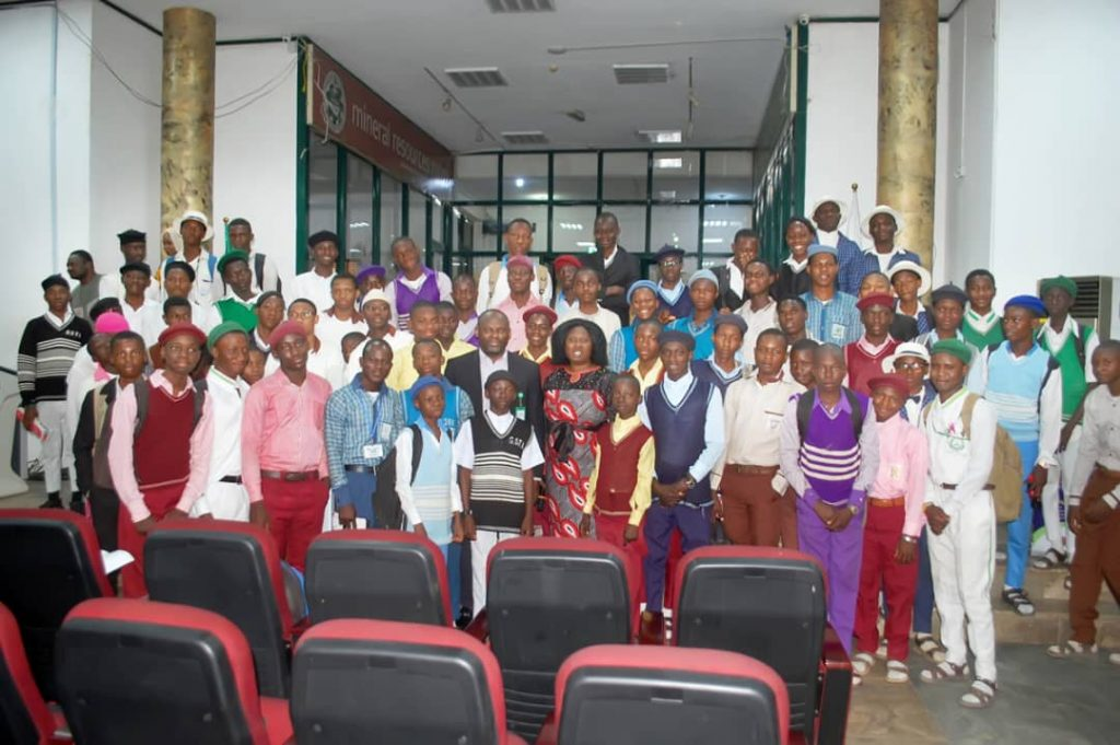 Nigerian NGO unveils programme for male tech innovators 1
