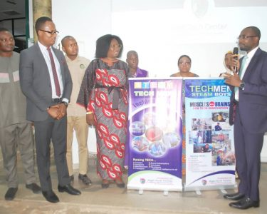 "The High Tech Centre for Nigerian Women and Youths says the STEAM Boys, Tech Men Initiative tagged ""Muscles with Brains for Tech Innovation"" is targeting the male gender to transform them into tech innovators."