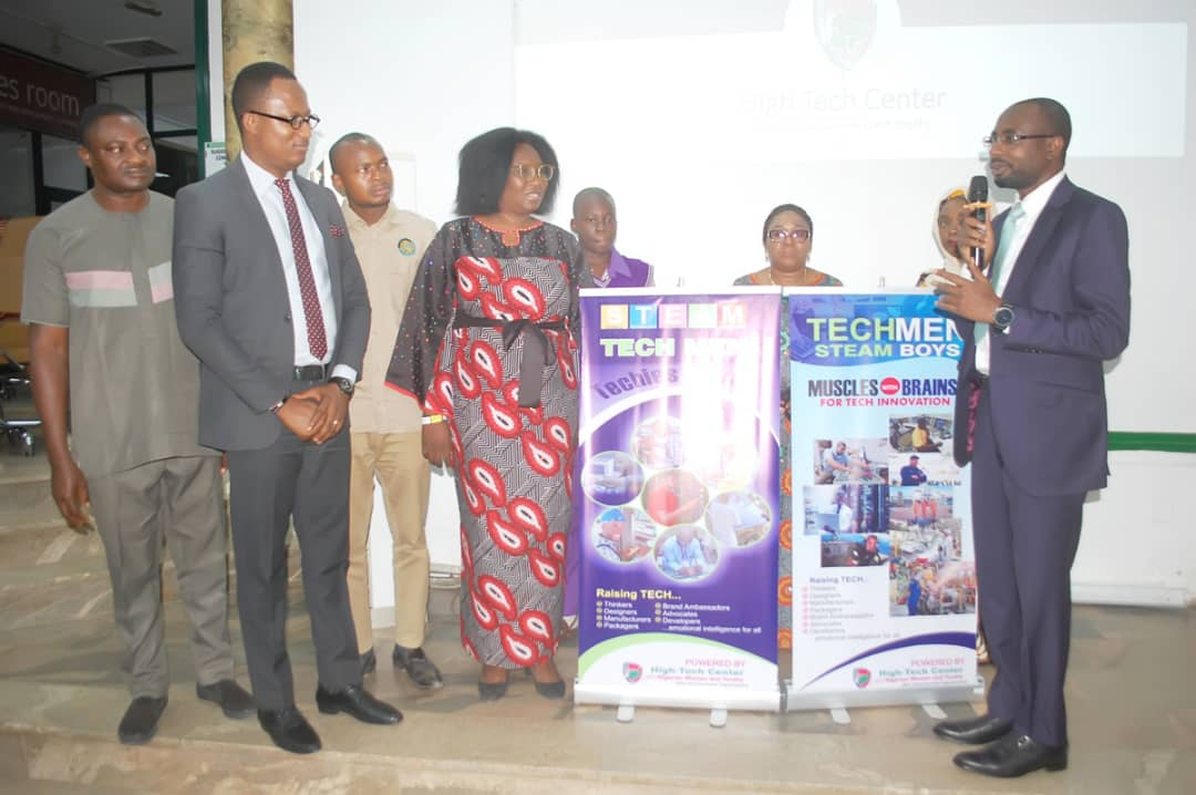 Nigerian NGO unveils programme for male tech innovators