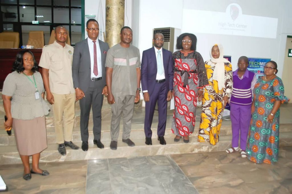 Nigerian NGO unveils programme for male tech innovators 7