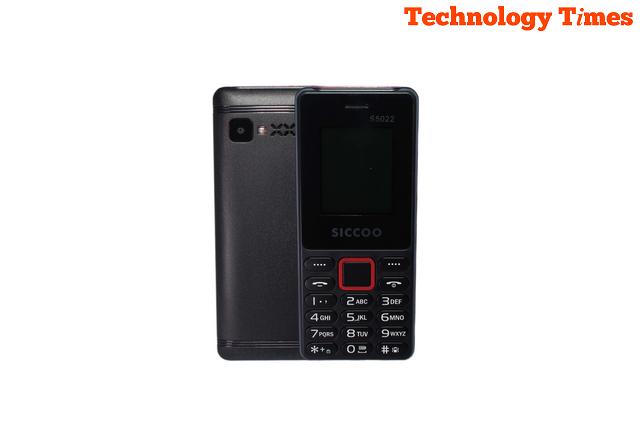 SICCOO S5022 mobile phone
