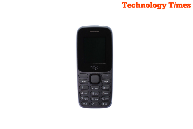 The Itel It2171 mobile phone
