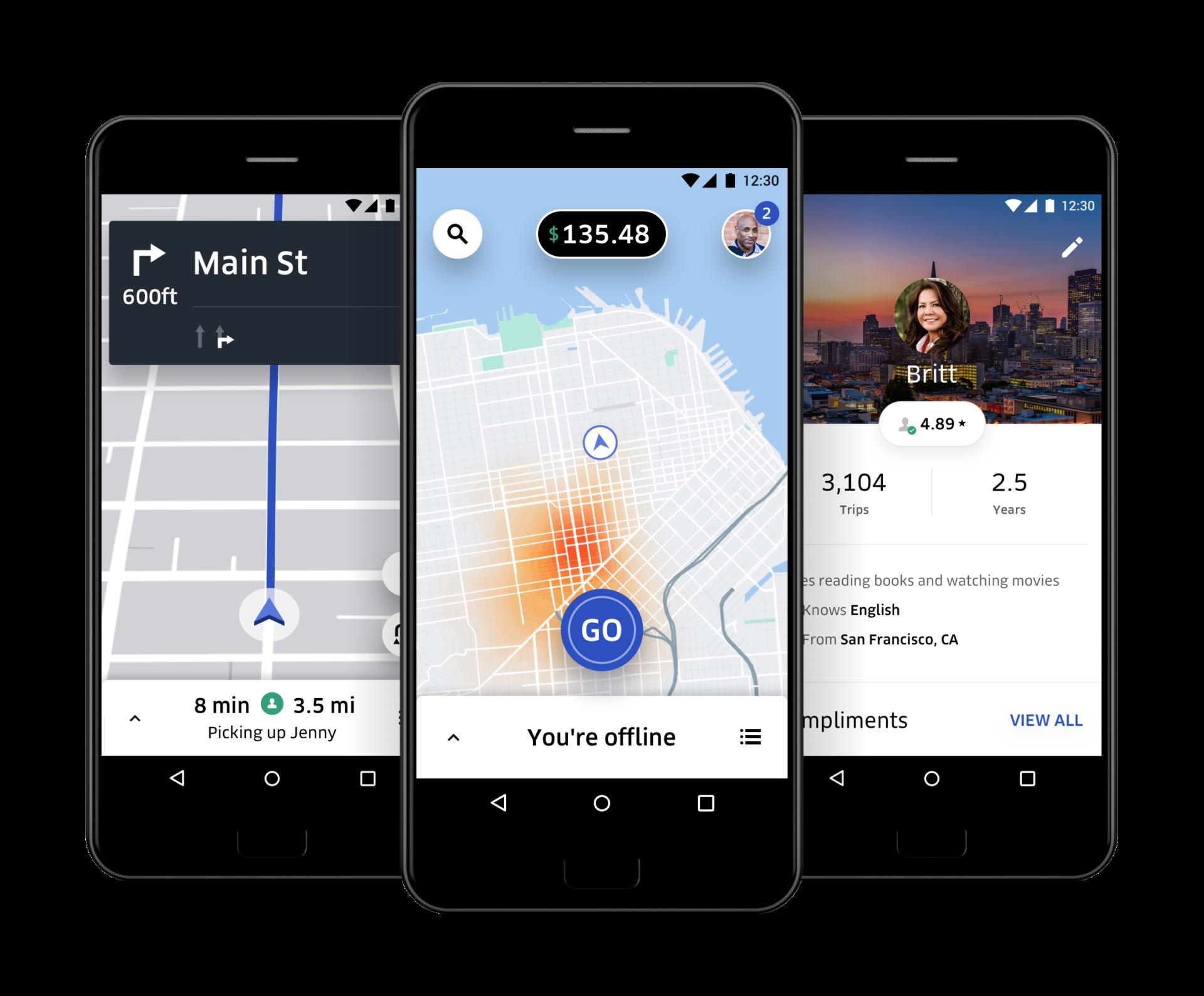 Uber offers cash to drivers with coronavirus