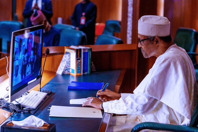 Buhari inks National Cyber Security Policy and Strategy of Nigeria