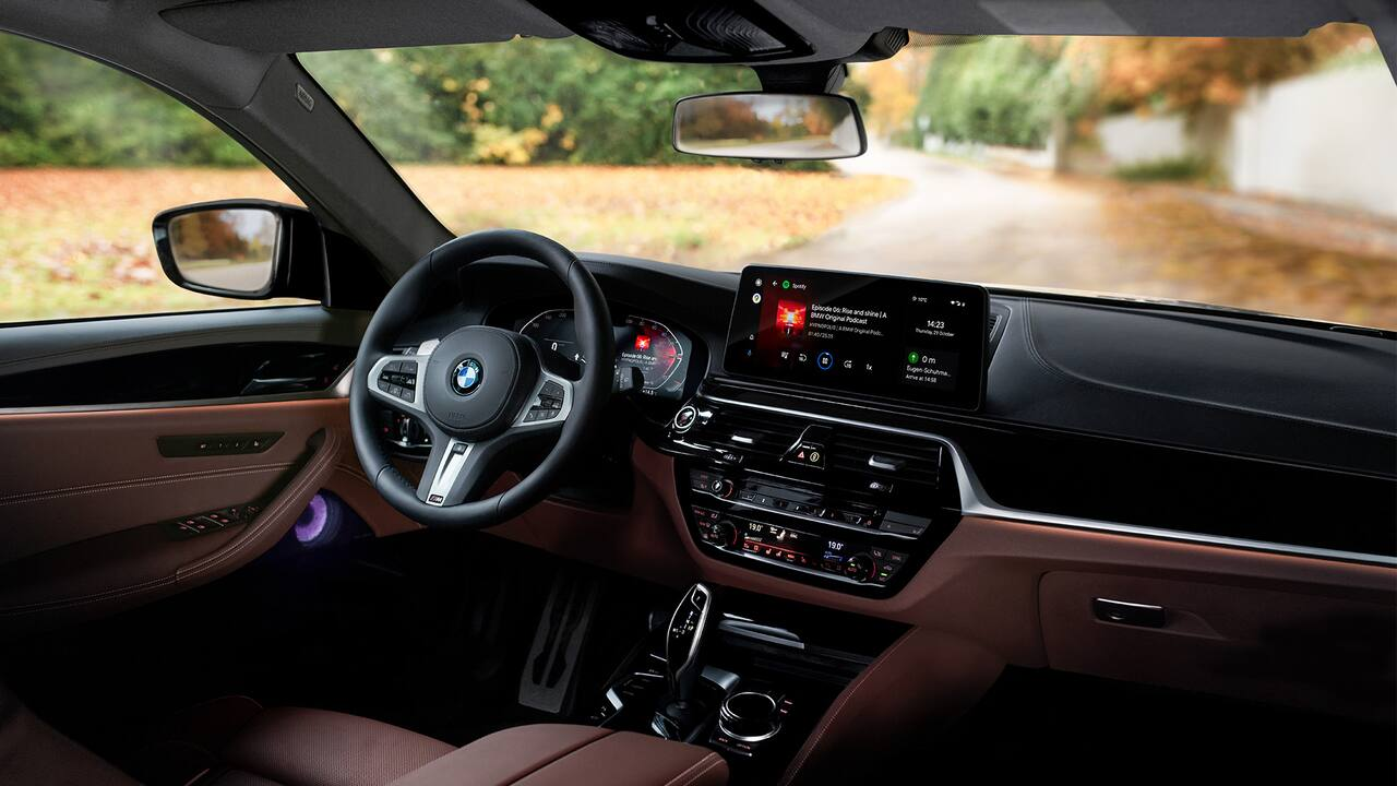 BMW Android Auto: Practical tips for BMW users